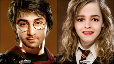 Alia Bhatt and Ranbir Kapoor Re-imagined as Hermione Granger and Harry Potter by AIB is Lame but Funny (See Pics)