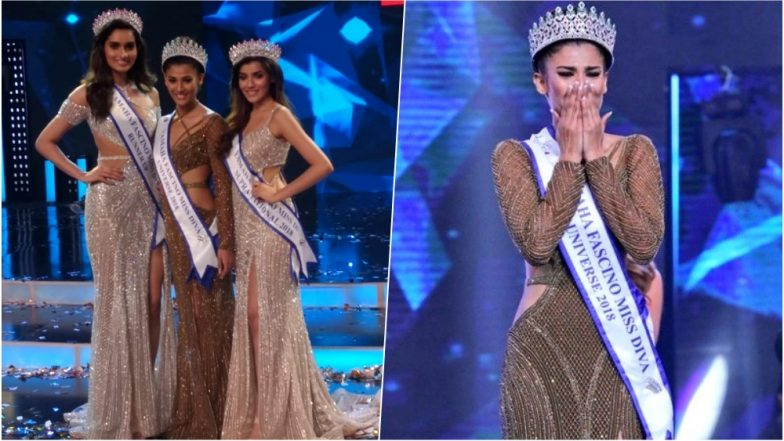 Nehal Chudasama is Miss Diva 2018 Winner! Education, Parents, Height, Bio & Profile of the Indian Beauty Queen