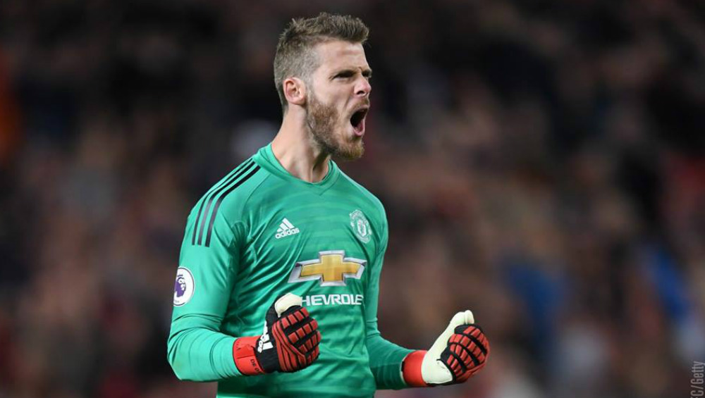 Man United Star David de Gea Fires a Warning at Manchester City Ahead of the Derby Clash