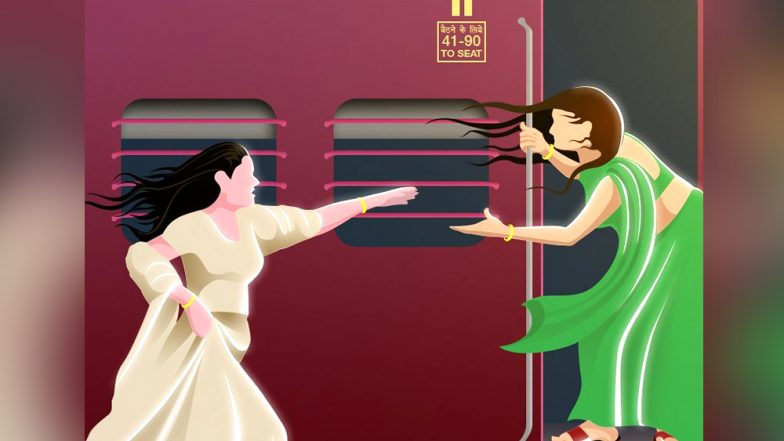 Durex Condoms Support Same-Sex Relationship Using Popular Bollywood Movie Scenes in Their New Promotions (View Pics)