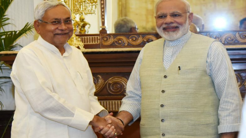 Narendra Modi, Nitish Kumar Two Faces of NDA for Upcoming 2019 Lok Sabha Elections : JD-U