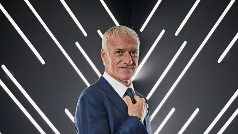 2018 FIFA Awards: France Manager Didier Deschamps Wins Best Men's Coach of the Year