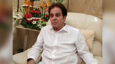 Dilip Kumar Admitted to Hospital for Recurrent Pneumonia