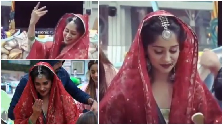 Dipika Kakar Replicates Rekha, Grooves to the Actress' Evergreen Song Dil Cheez Hai Kya Aap Meri Jaan Lijiye – Watch Video