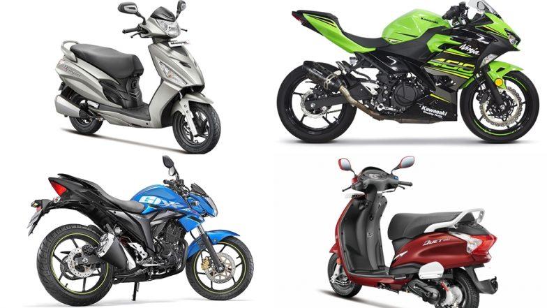 Ganesh Chaturthi 2018 Discounts on Bikes & Scooters: Up to Rs 3,000 Off on Hero Maestro Edge, Kawasaki Ninja 400, Suzuki Gixxer & More