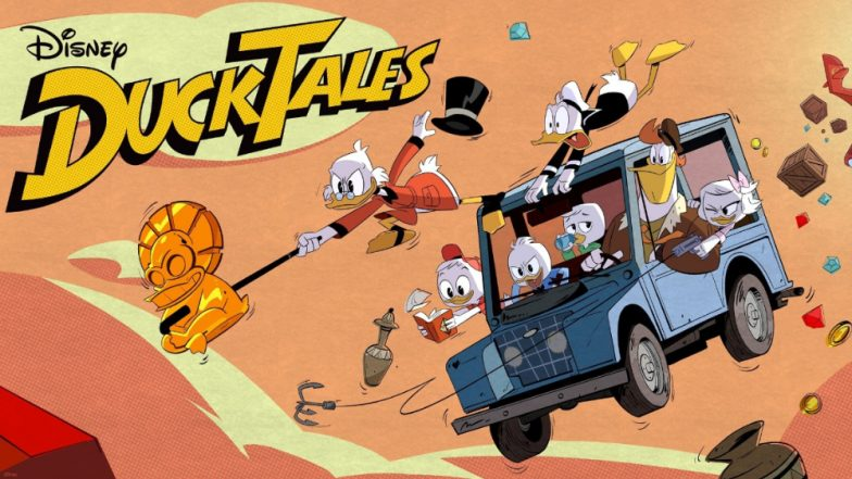DuckTales Renewed for Season 3 Ahead of Season 2 Premiere