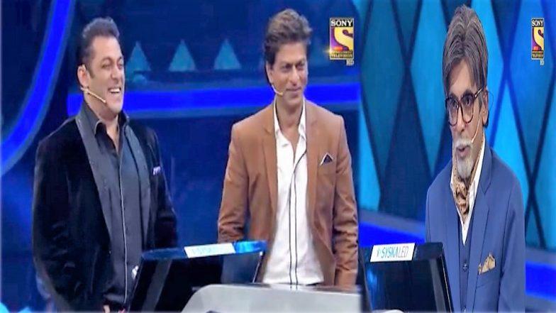 Dus Ka Dum 3 Written Episode Update, September 8, 2018: Shah Rukh Khan And Salman Khan Answer Some Tough Questions Thrown by Sunil Grover