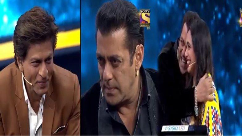 Dus Ka Dum 3 Written Episode Update, September 9, 2018: Shah Rukh Khan And Salman Khan Romance Each Other