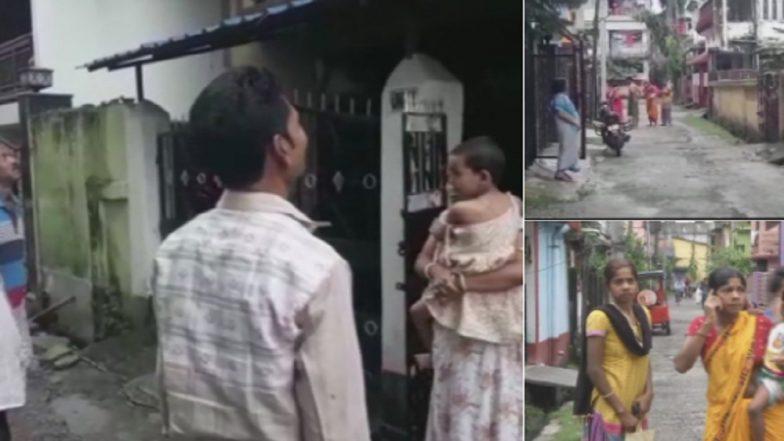 Earthquake Tremors Felt in Assam, Bihar, West Bengal & Bangladesh; 5.5 Magnitude Intensity Recorded