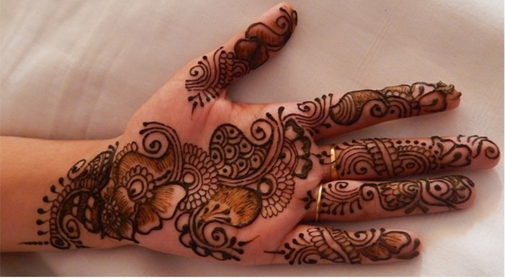 Henna Hand Designs Art Lesson - Art is Fun