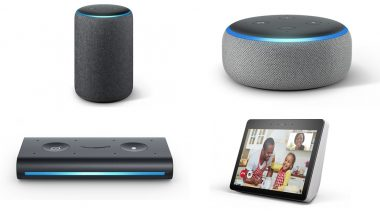 Amazon Announces New Generaton Alexa-powered Echo Dot, Echo Plus, Echo Show and Echo Auto Devices
