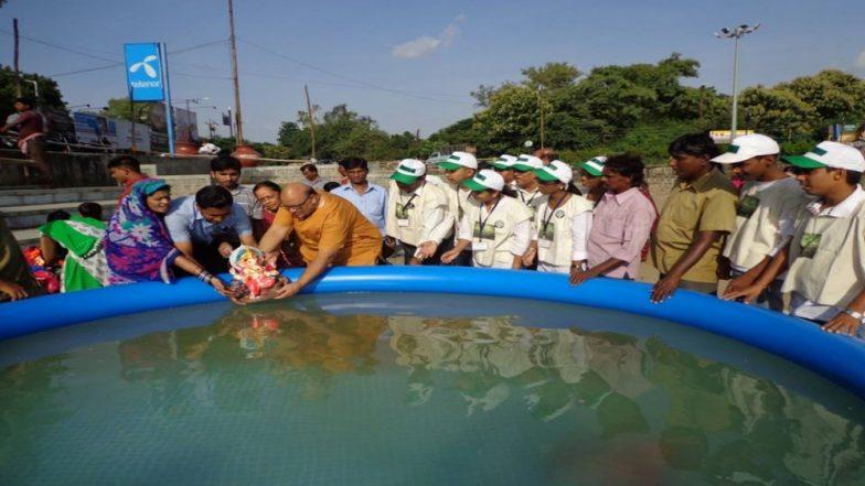 Ganesh Visarjan 2018: List of Eco-Friendly Ganpati Idol Immersion Spots in Mumbai for Anant Chaturdashi
