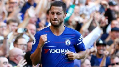 Eden Hazard Refuses to Rule Out Real Madrid Move; Says It Is His Childhood Dream to Play for Spanish Giants