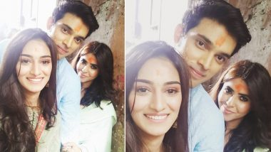 Erica Fernandes, Parth Samthaan and Ekta Kapoor Do Something Really Special Before Kasautii Zindagii Kay 2 Goes On Air and It Will Win Your Heart - See Pic