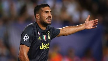 Emre Can Apologises for His Sexist Comment About Cristiano Ronaldo's Red Card During Juventus vs Valencia UEFA Champions League 2018 Match