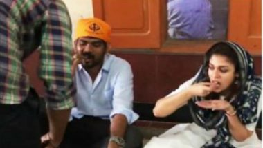 Nayanthara and Vignesh Shivan SPOTTED On a Vacation in Amritsar - Watch Video