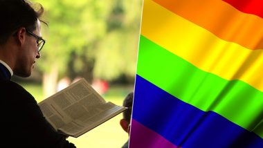 Pastor Raises Slogans in Court Complex Against Homosexuality, Says It Will 'Lead to Total Destruction of Society'