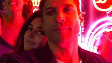 Lovebirds Farhan Akhtar and Shibani Dandekar to Star in a Romantic Music Video?