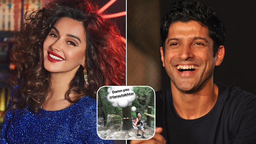 After Shibani Dandekar, Now Farhan Akhtar Drops a Major Hint About Their Relationship! - See Pic