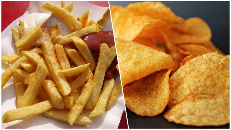 Fries vs Chips Has Divided The Internet, Look What is The Difference Between These Potato Snacks