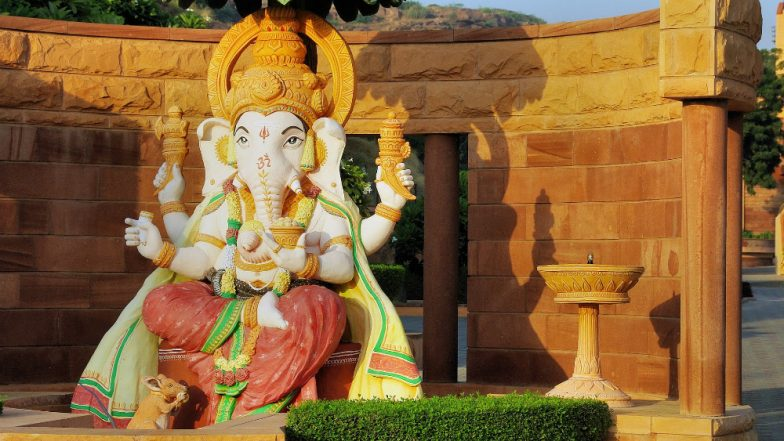 Ganesha Chaturthi 2018: Stories & Legends About Lord Ganesh and Why His Birth Is Celebrated With Such Fanfare In India