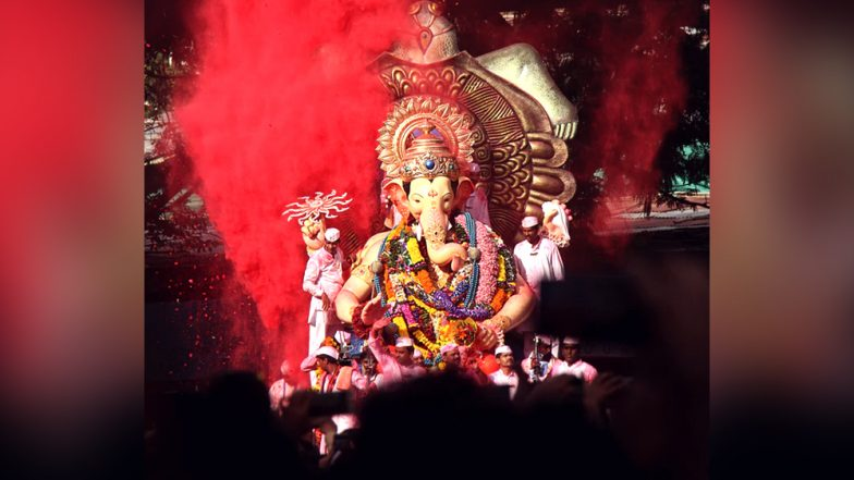 Dagdusheth Halwai Ganapati Temple Live Streaming: Watch Telecast of Ganpati Puja Aarti From Pune During Ganeshotsav 2018