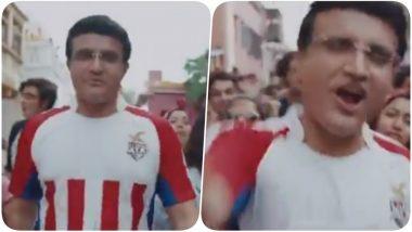 ISL 2018: Sourav Ganguly Raps for Atletico de Kolkata Ahead of Their Opening Game Against Kerala Blasters!