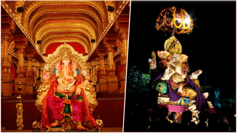 Thermocol Decoration for Ganpati Festival Banned! Bombay HC Says No Sale & Use of Thermocol Items for Pandals & Makhars