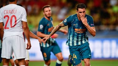 Monaco vs Atletico Madrid UEFA Champions League 2018 Highlights: Spanish Side Come From Behind to Win 2–1