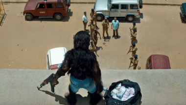 Gorilla teaser: Jiiva and Shalini Pandey's heist film featuring a chimpanzee looks like a solid entertainer - watch video