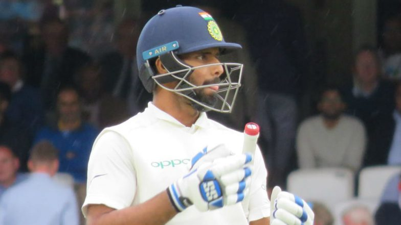 Boxing Day Test 2018: Mayank Agarwal and Hanuma Vihari to Open for India as Murali Vijay and KL Rahul Axed