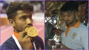 Back to Business! Asian Games 2018 Bronze Medalist in Sepak Takraw Harish Kumar Starts Selling Tea for Living Again