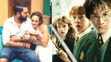 Did You Know Yuvraj Singh's Wife, Hazel Keech Was a Part of Three Harry Potter Movies?