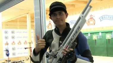 Hriday Hazarika Wins Gold in 10m Air Rifle Men's Junior; Makes India Proud in ISSF World Shooting Championships 2018