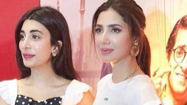 Pakistan Slut Shames Mahira Khan For Wearing a See Through Tee; Humsafar Star Gets Love From India For Her Work With Afghan Refugees!