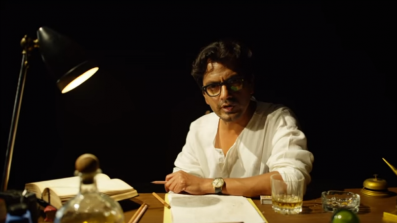 Manto Song MANTOIYAT Video: Nawazuddin Siddiqui Starrer Raftaar's Rap Is Hard-hitting and Hardcore!