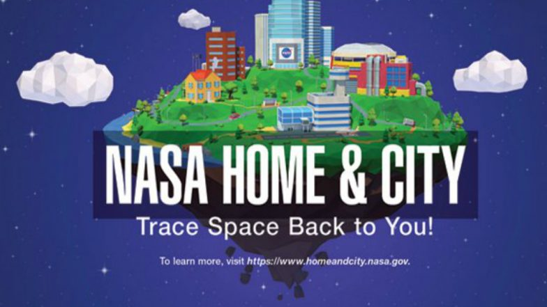 NASA's New Website homeandcity.nasa.gov Shows How Space Tech Impacts People's Day-to-day Lives