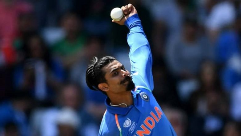 Ravindra Jadeja Included in Team India for ICC Cricket World Cup 2019, Check Full 15-Man Squad