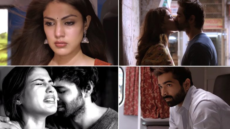 Jalebi Trailer: Rhea Chakraborty and Varun Mitra Go Through Romance, Heart-Break and Separation in This Love Story - Watch Video