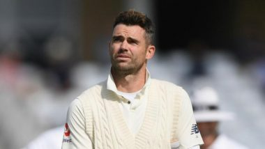 James Anderson Surpasses R Ashwin, Ian Botham to Script 28th Five-Wicket Haul in Tests