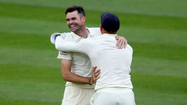 Highest Wicket-Takers in Test Cricket: James Anderson Topples Glenn McGrath From Fourth Spot, Becomes Fast Bowler With Most Wickets