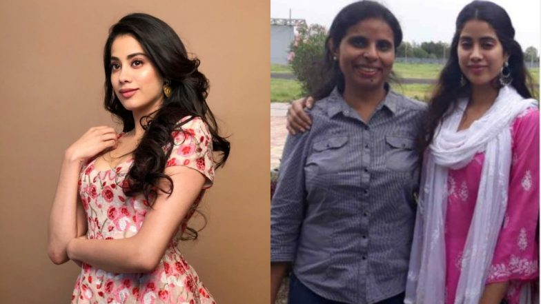 Janhvi Kapoor Begins Prep to Play IAF Pilot Gunjan Saxena in Her Third Film