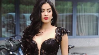 Janhvi Kapoor Looks HOT in Nedret Taciroglu Gown as She Attends Isha Ambani-Anand Piramal's Engagement Bash in Italy (View Pics)
