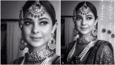Jennifer Winget's Onscreen Bridal Look From Bepannah Is Winning Hearts on Social Media – See Pic