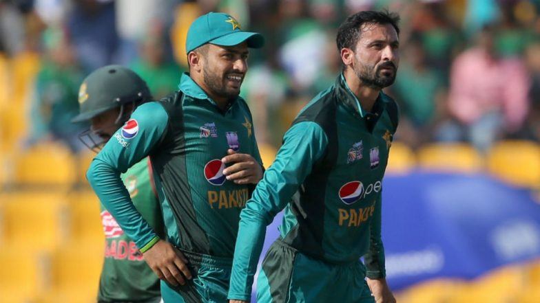 PAK vs BAN Video Highlights: Watch Junaid Khan Remove Liton Das With a Superb Delivery During Asia Cup 2018 Super Four Round Match