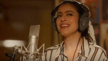 Kajol to Groove on Hubby Ajay Devgn's Song Ruk Ruk Ruk in Helicopter Eela