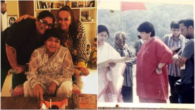 Kalpana Lajmi Dies at 64: Huma Qureshi, Soni Razdan, Onir Pay Tribute to the Rudaali Director