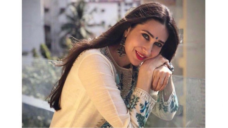 Karisma Kapoor's Latest Traditional Avatar Will Make You Want Her Back in Bollywood Films! (View Pic Inside)