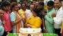 BJP MP Ram Shankar Katheria Criticised for cutting Parliament-shaped cake
