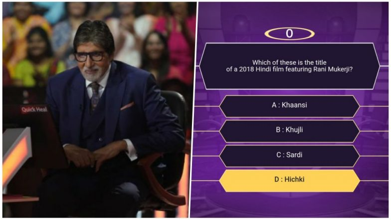 'KBC Play Along' on SonyLIV App: Here's How You Can Play & Win KBC 10 With Amitabh Bachchan
